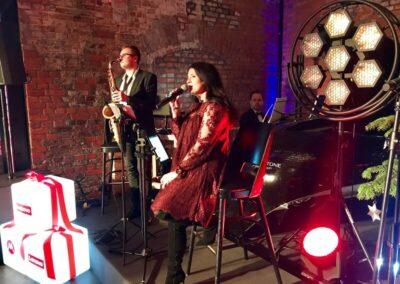 koncert świąteczny naimprezie firmowej