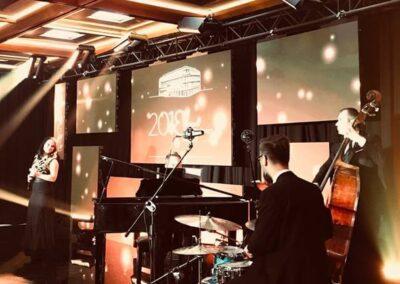 zespół jazzowy nagali rozdania nagród
