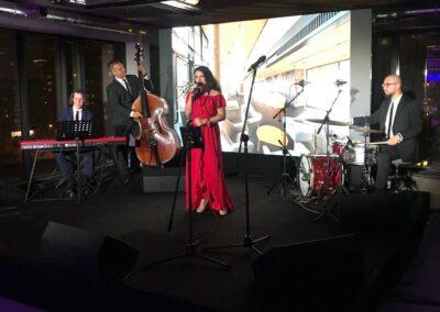 zespół jazzowy naevent wWarszawie